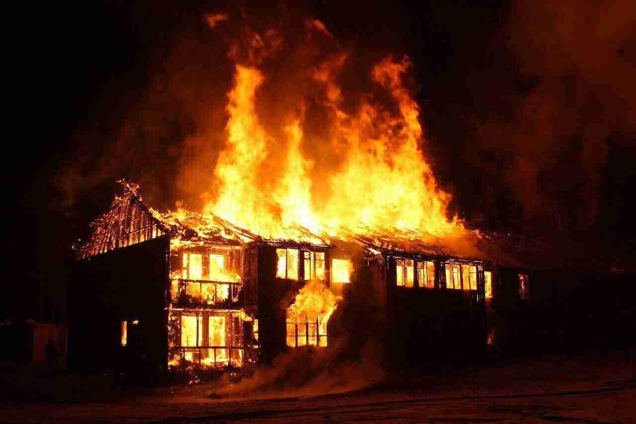 Feuer Versicherung Wohngebäudeversicherung