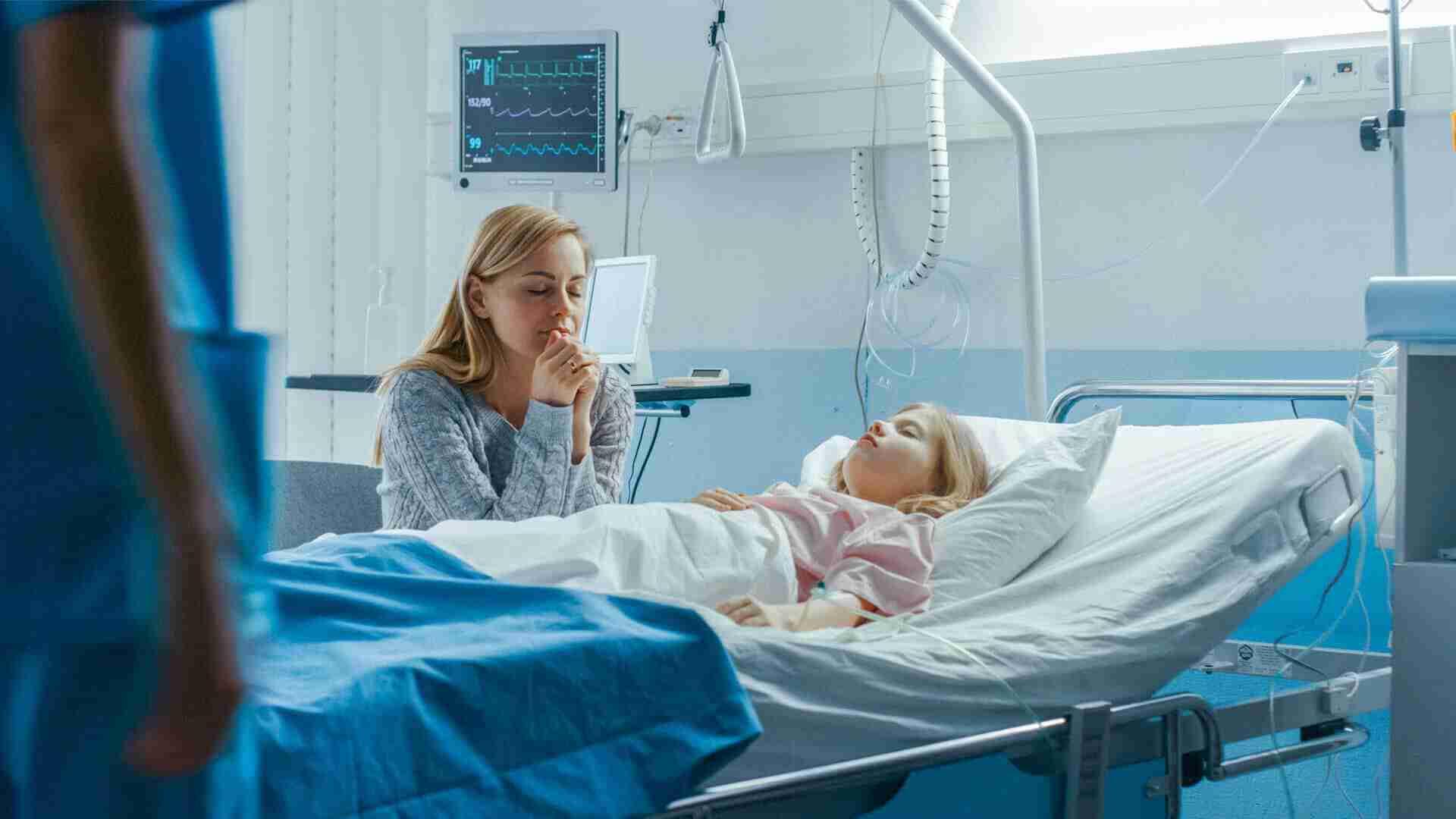 Kinder private Krankenversicherung PKV, Chefarzt Krankenzusatzversicherung, Ein-Bett-Zimmer Krankenhauszusatzversicherung