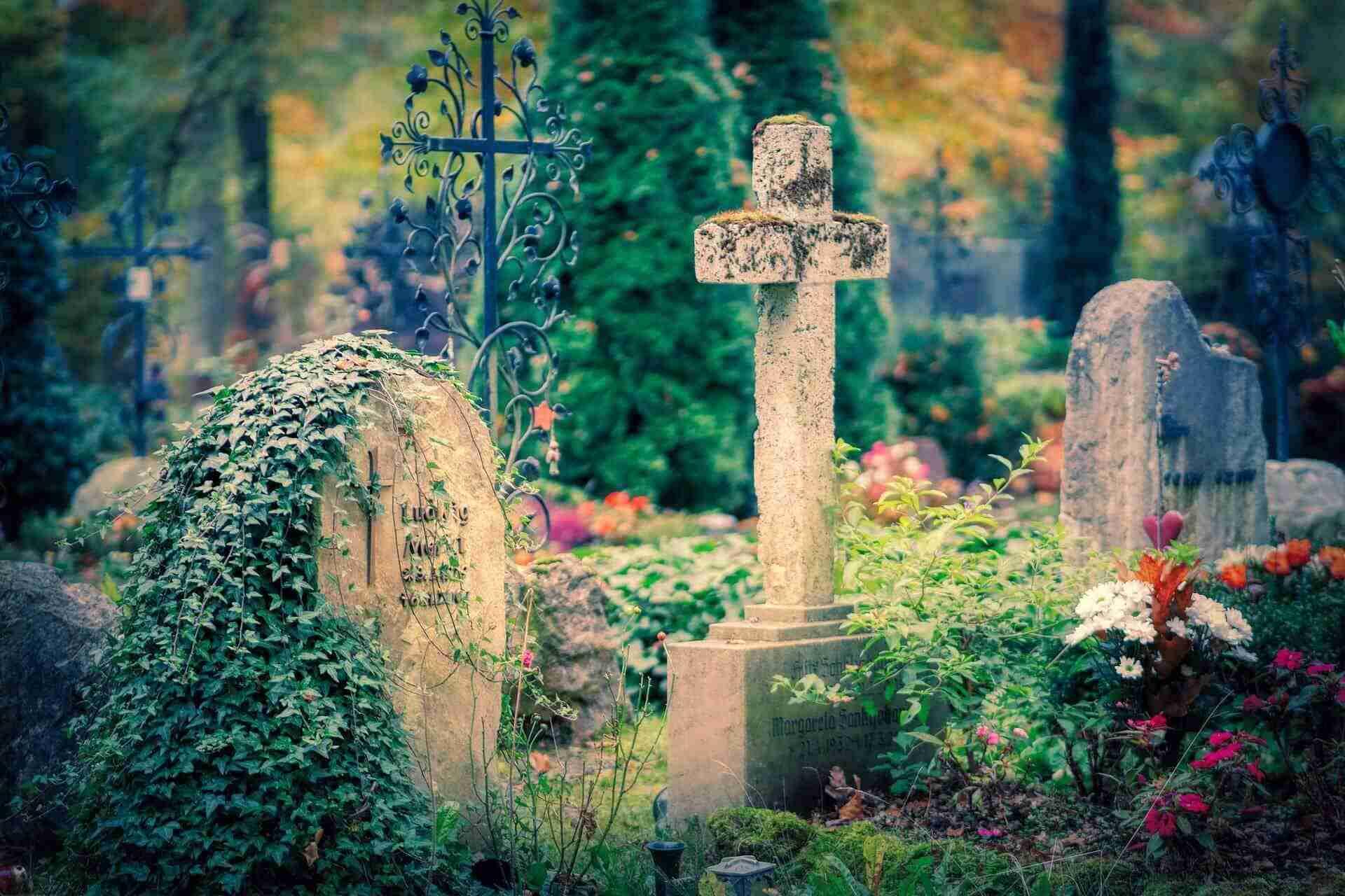 Risikolebensversicherung Friedhof