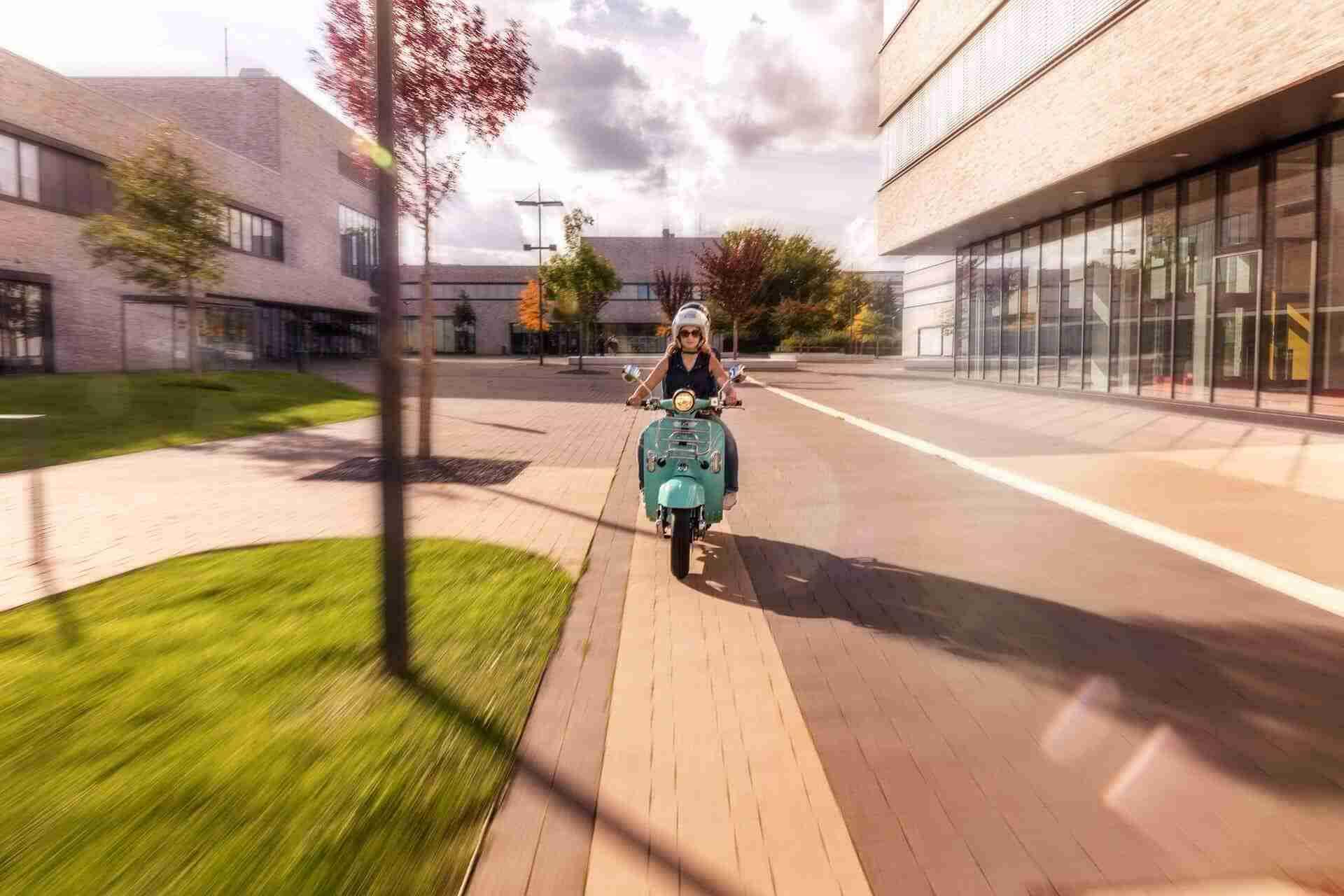 Mofa Moped Versicherung